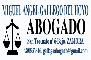 Miguel Angel gallego Abogado